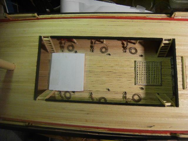 Le SUPERBE, vaisseau de 74 - 1/75 - 1782 - Page 5 DSCF4102